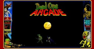A little old school style arcade action to shift gears with.