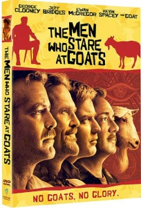 As he should, Goat gets a proper billing on the DVD cover.