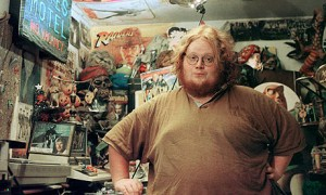 Harry Knowles, founder of Ain't it Cool News. Photo: Harry Cabluck/AP
