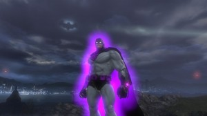 Gotham's Favorite Son, The Equalizer, my Mental DPS from DCUO.