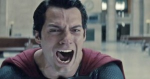 My reaction to the news that John Williams' iconic theme would not be featured in Man of Steel.